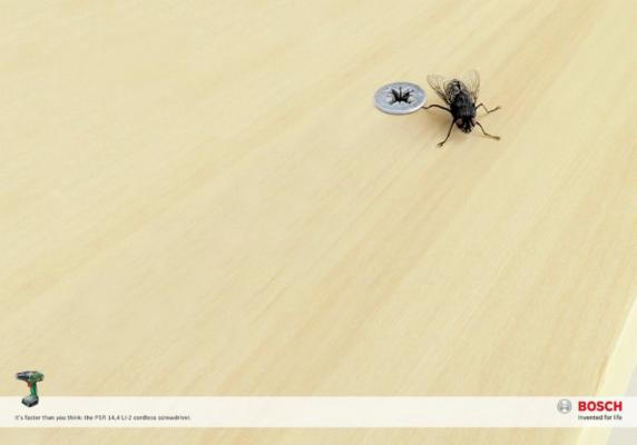 """Статьи Goodwix. Реклама Bosch """"Быстрый шуруповерт"""""""