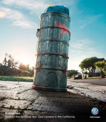 """Статьи Goodwix. Реклама Volkswagen """"Камера заднего вида"""""""