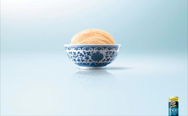 """Статьи Goodwix. Реклама Pringles """"Миска с рисом"""""""