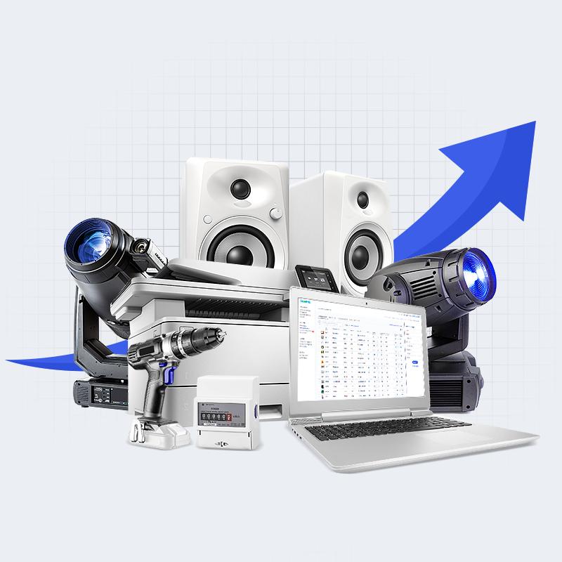 Сервис Goodwix для управления продажами электротехники и оборудования