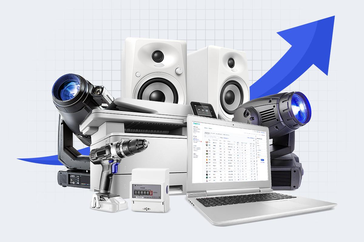Goodwix для управления продажами электротехнического оборудования